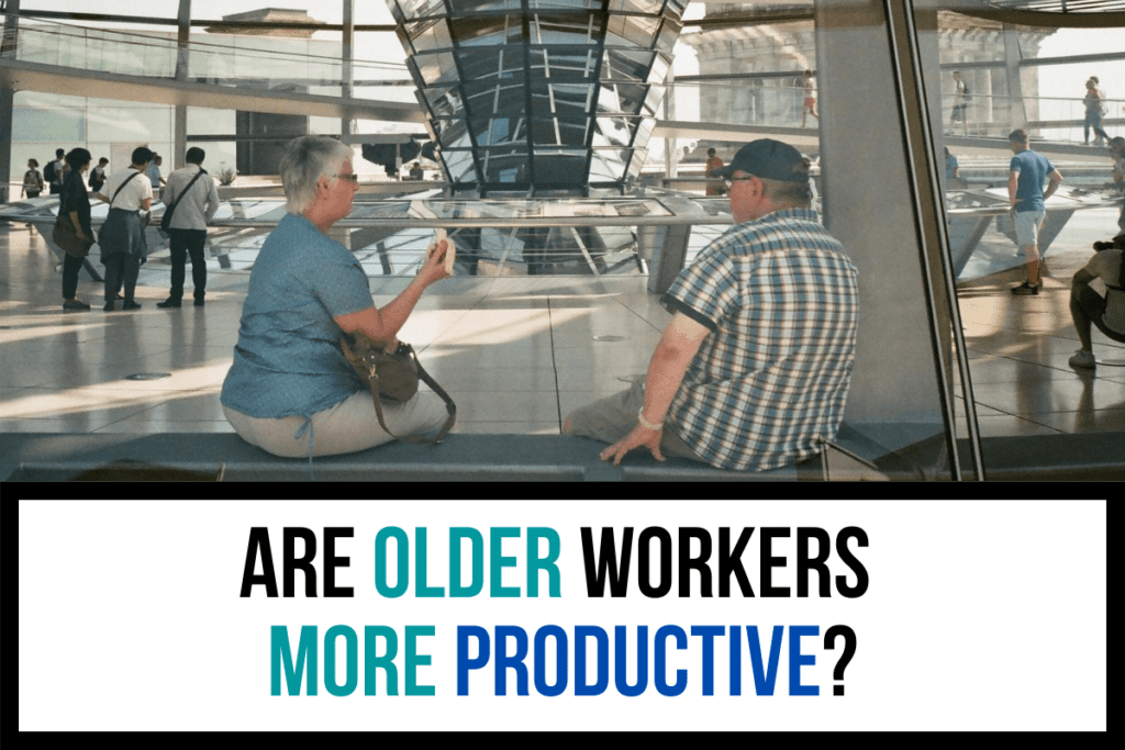 Are Older Workers More Productive?