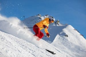 Can Seniors Learn to Ski? Health and Safety Facts